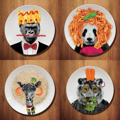 piatti selvaggi