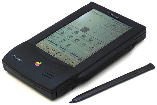 Apple Newton MessagePad e Newton Pen