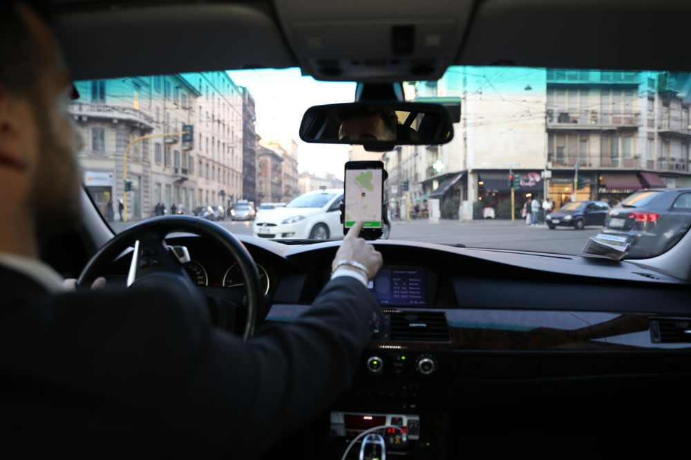 Intero Taxi - MyTaxi