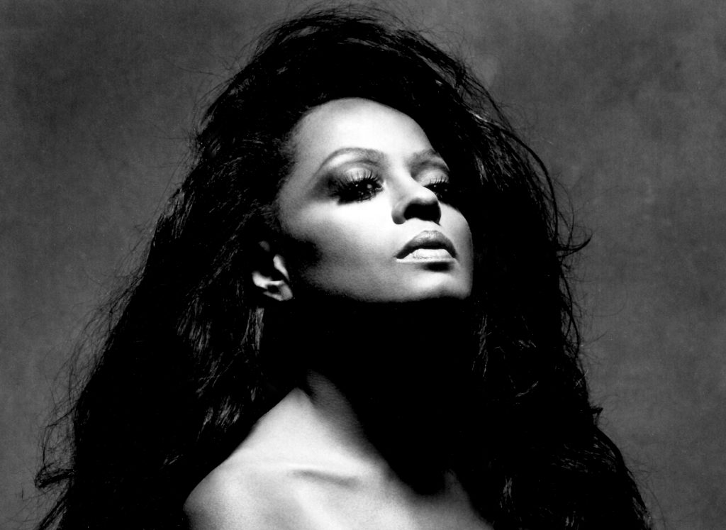 La splendida Diana Ross