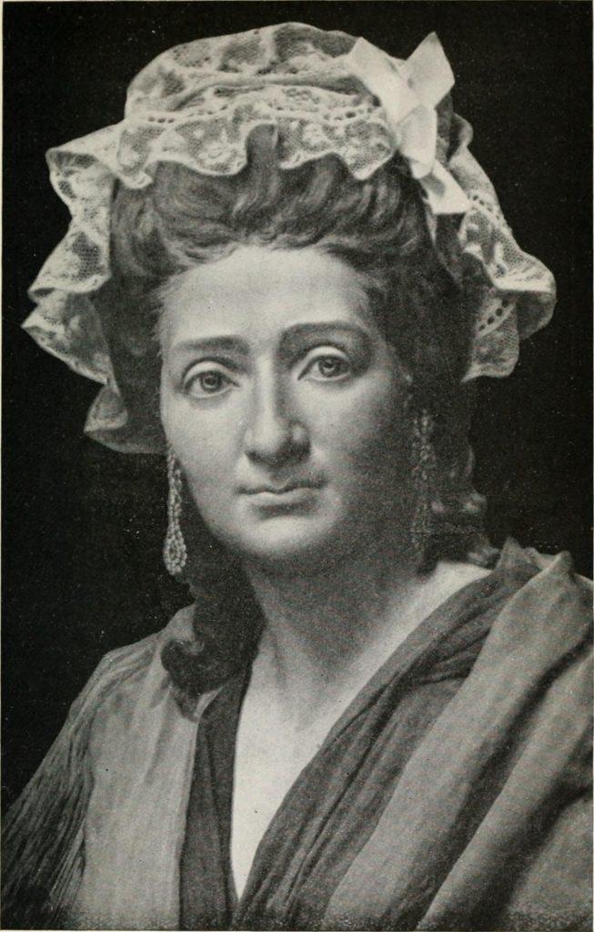 Madame Anne Marie Tussaud   Fonte: wikipedia.org