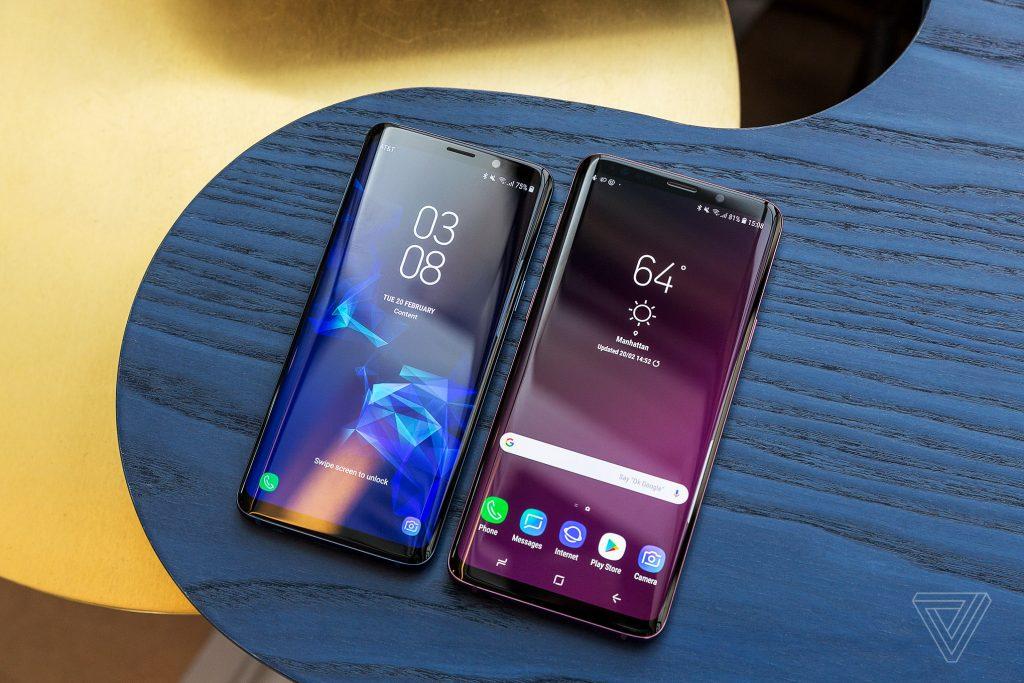 MWC Samsung 2018