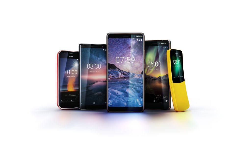 Nokia MWC 2018
