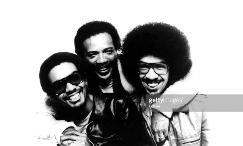 Brothers Johnson and Quincy Jones