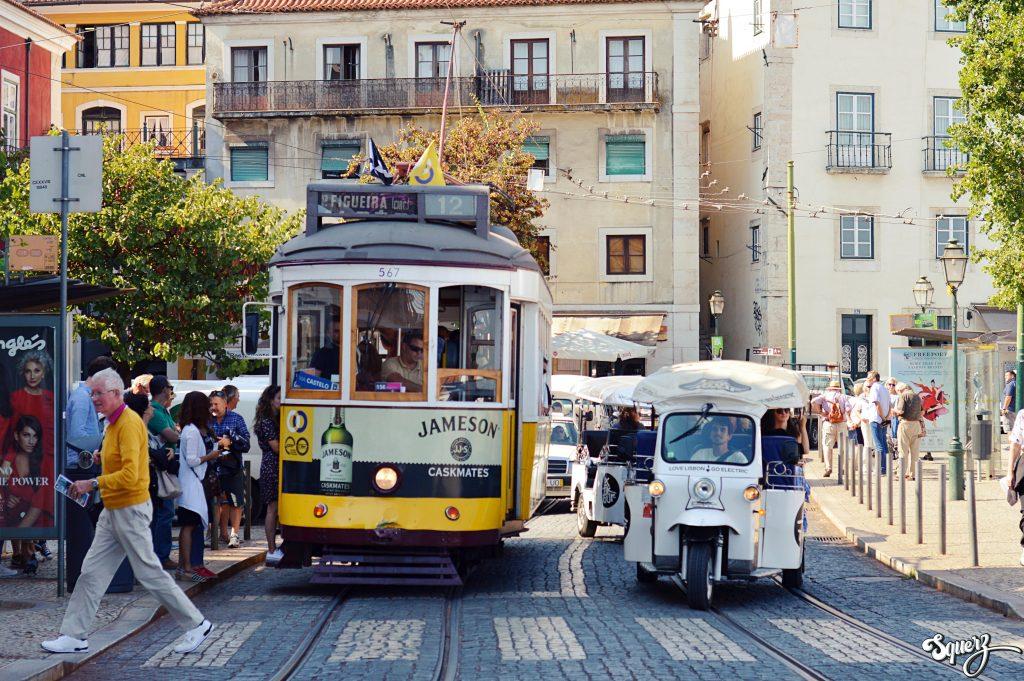 Lisbona in quattro giorni