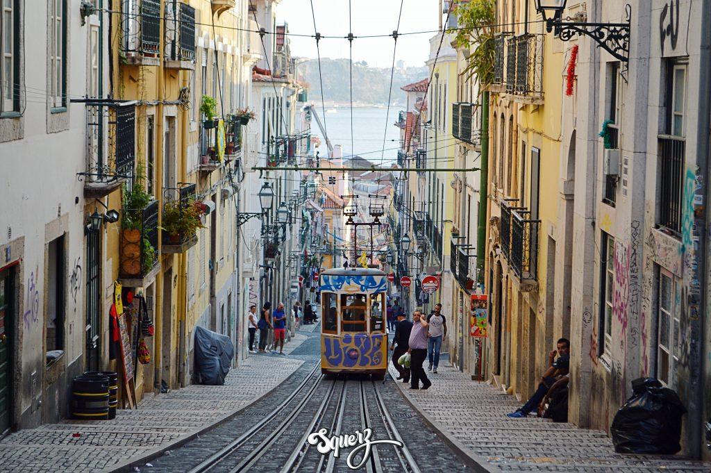 Bairro Alto, Lisbona