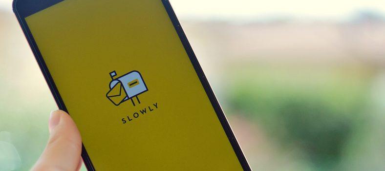 Slowly App