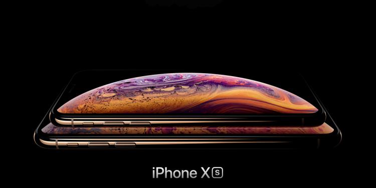 iPhone XS, iPhone X Max