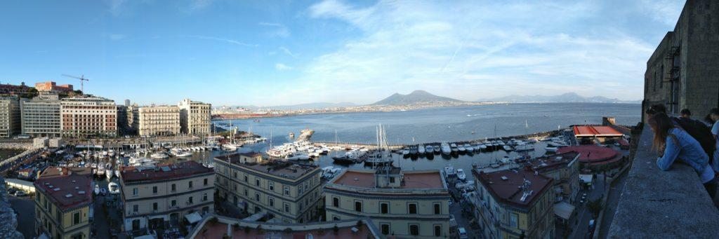 Panoramica Napoli