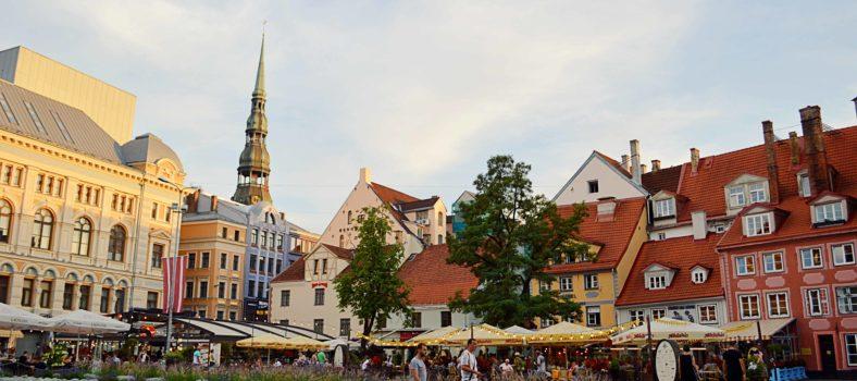 Riga o Tallinn