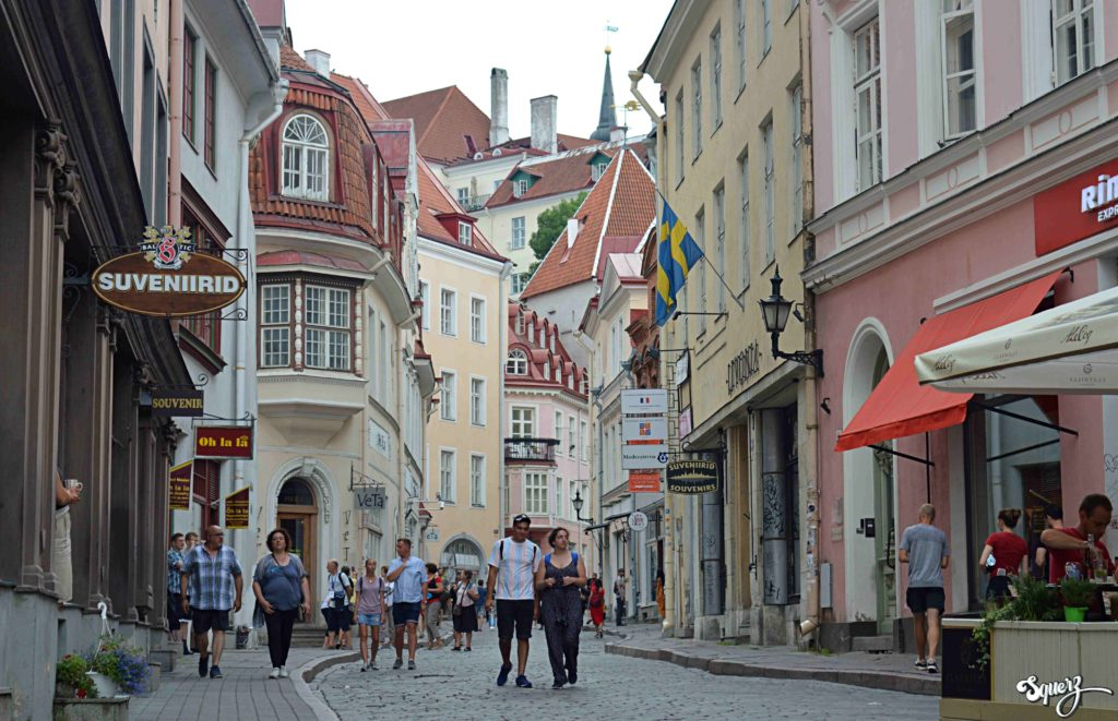 Tallinn o Riga