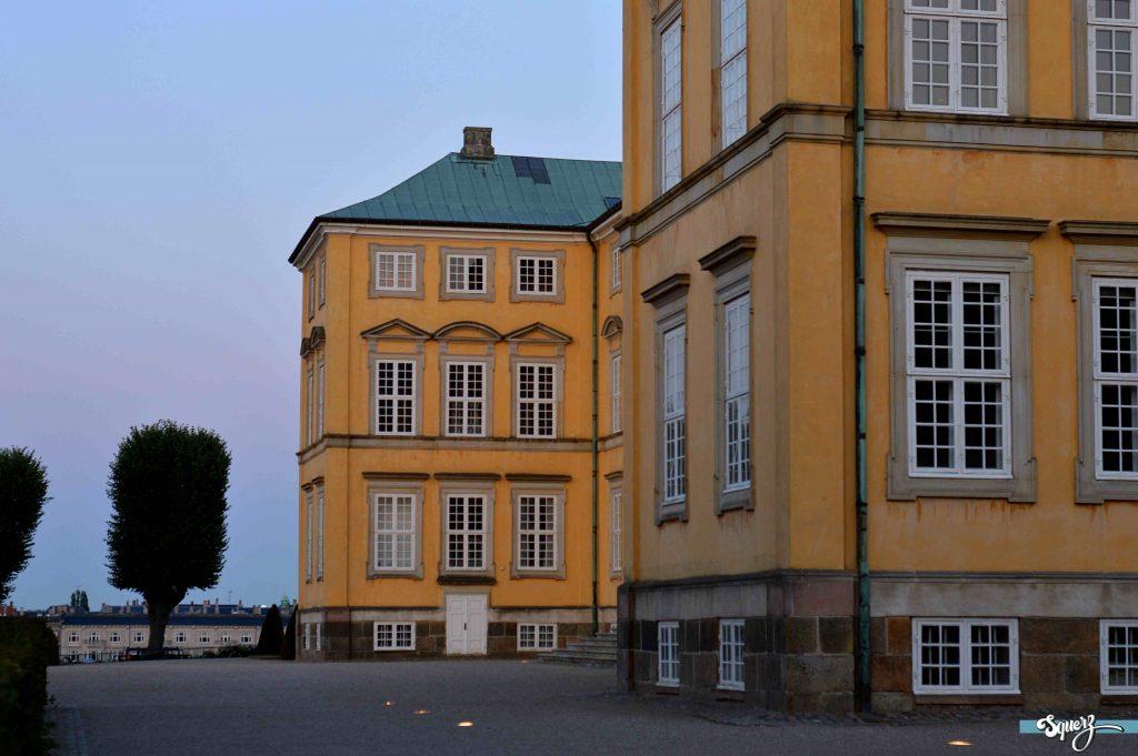 Dettaglio Palazzo di Frederiksberg