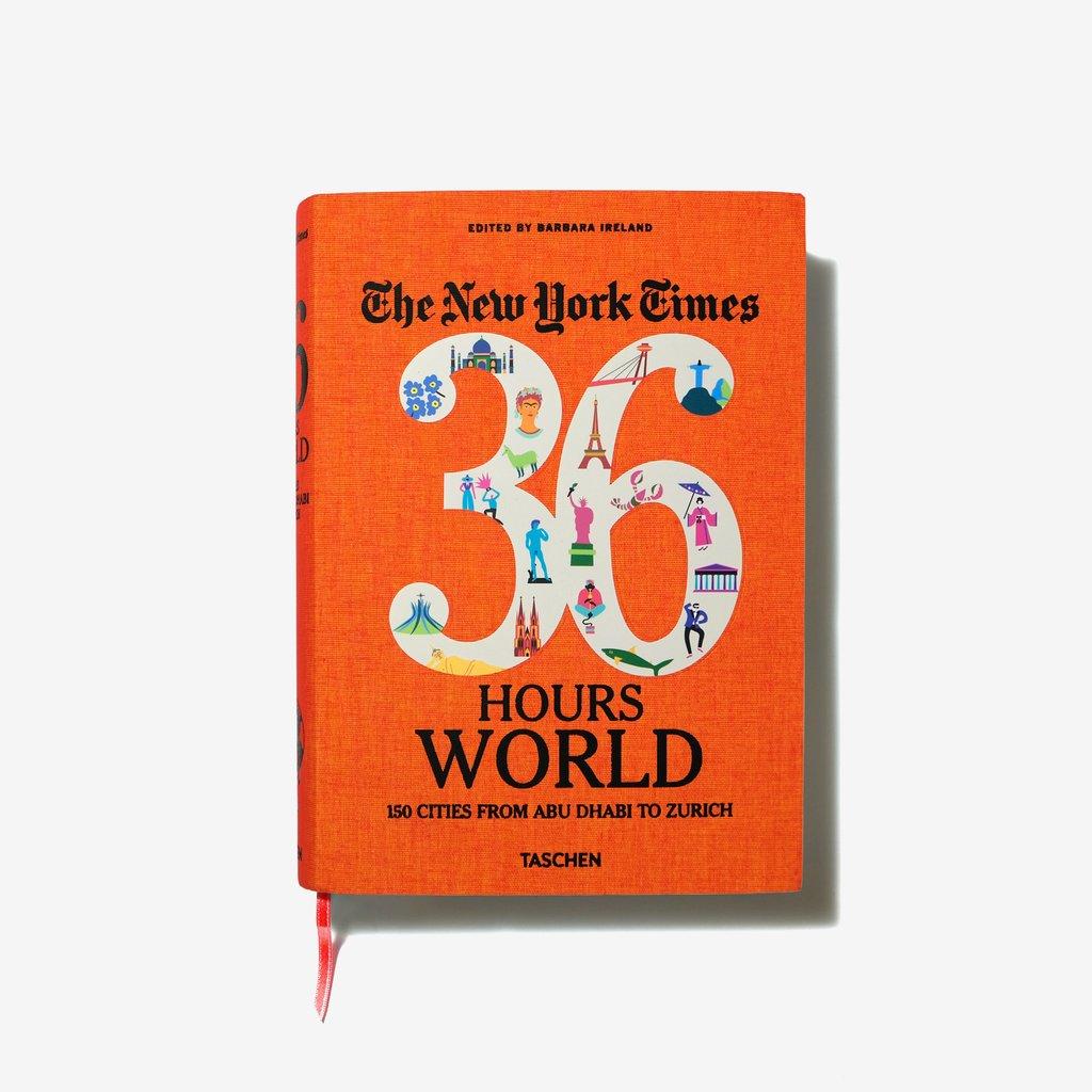 New York Times 36 Hours World edito da Taschen