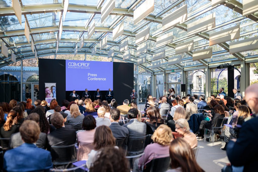 Cosmoprof 2020 Conferenza Stampa Milano