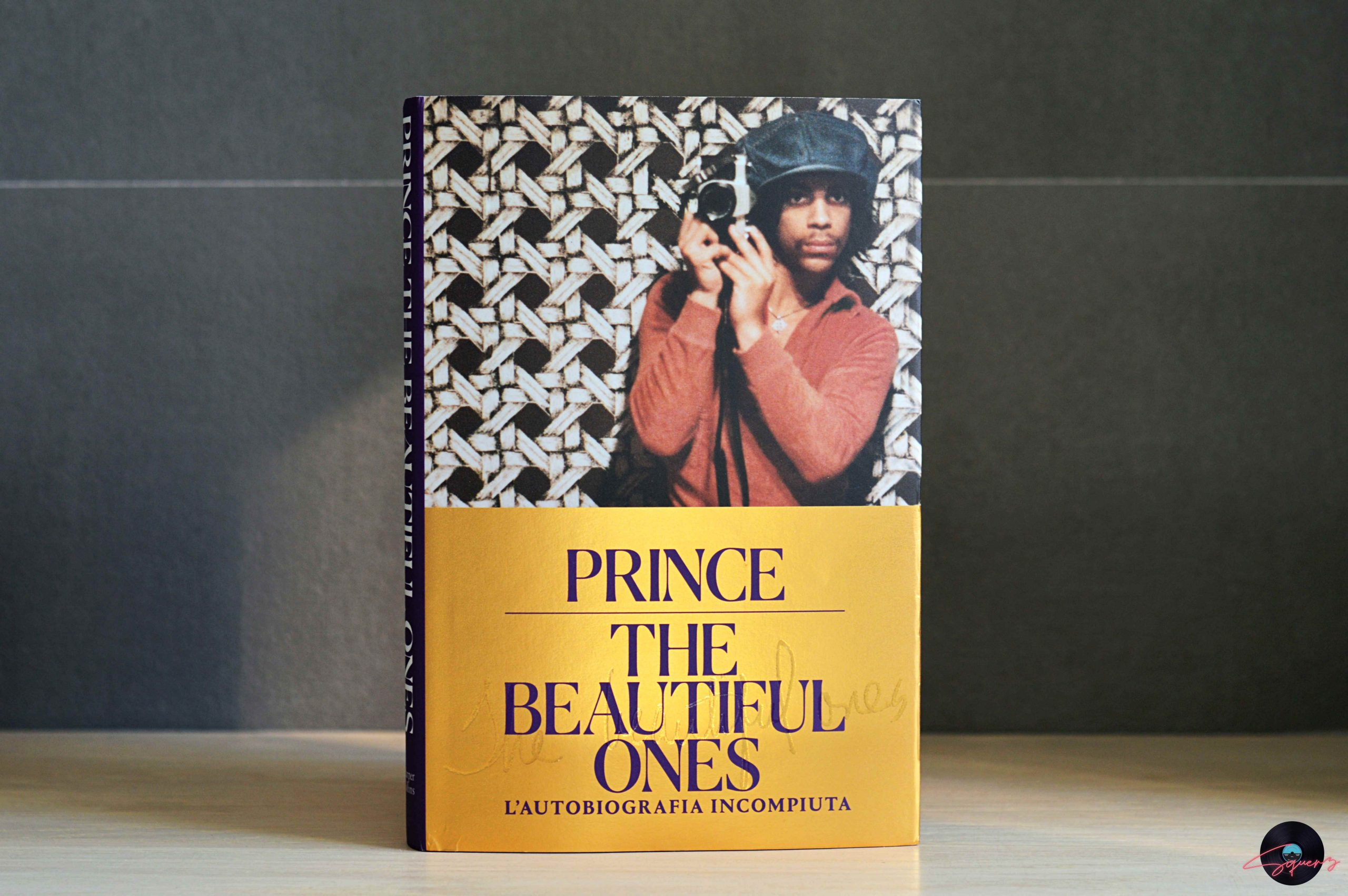 Prince - The Beautiful Ones libro