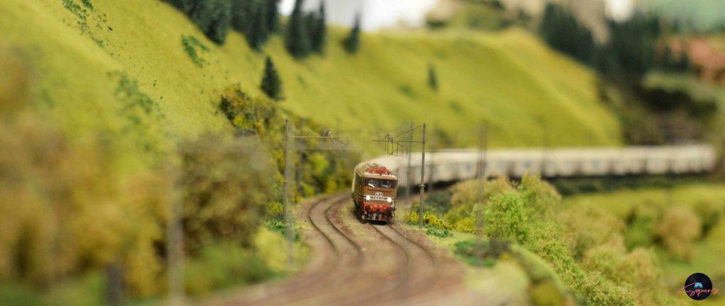 Treni in miniatura Schio