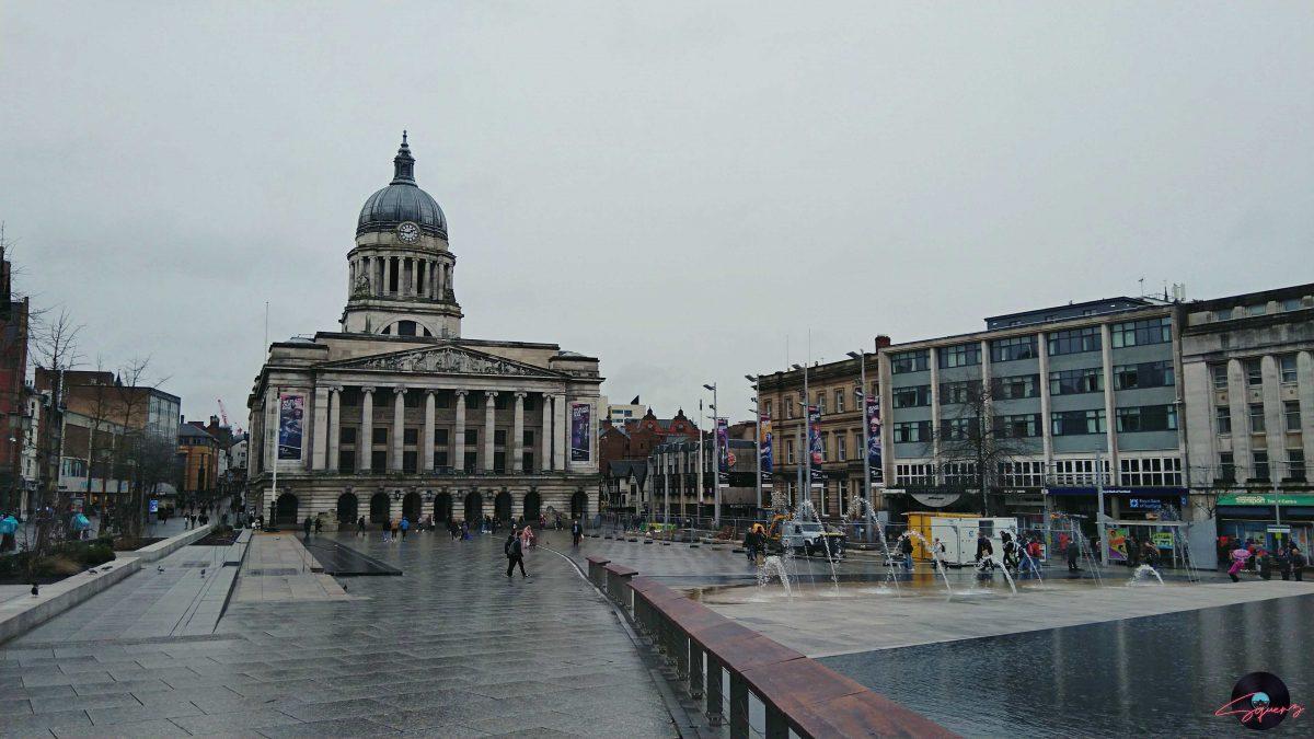 Nottingham a piedi