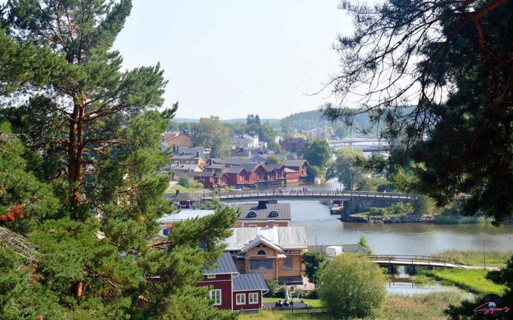 Porvoo, Parco Linnamäki