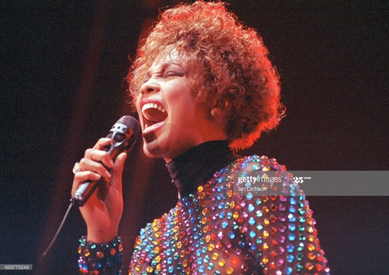 Whitney Houston 1991