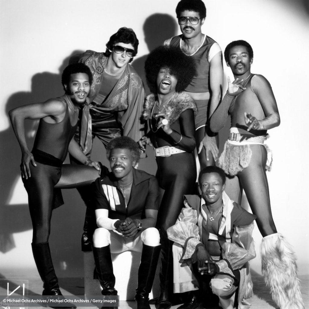 funk music, ohio players