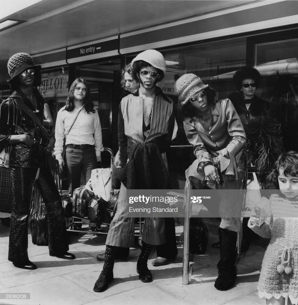 funk music, sly & the family stone